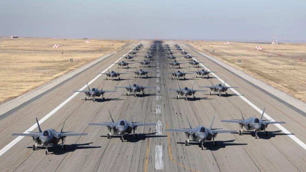 F-35, foto: Time