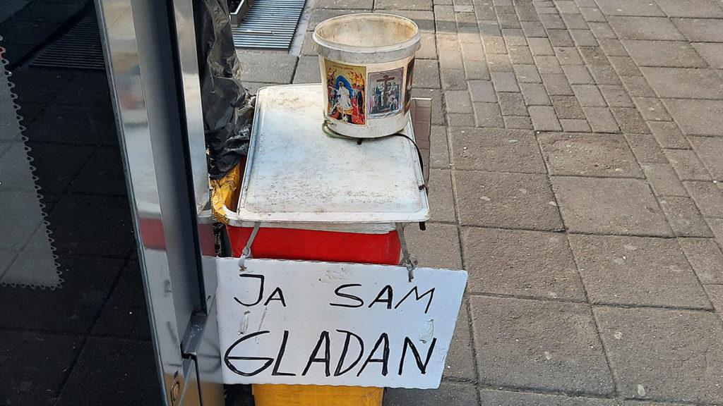 I am hungry, photo: Pescanik