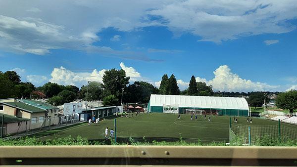 igralište za fudbal