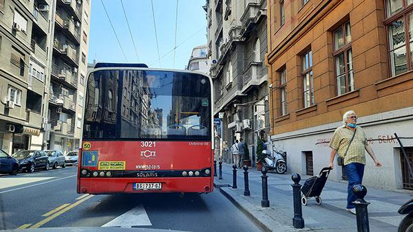 Autobus GSP-a