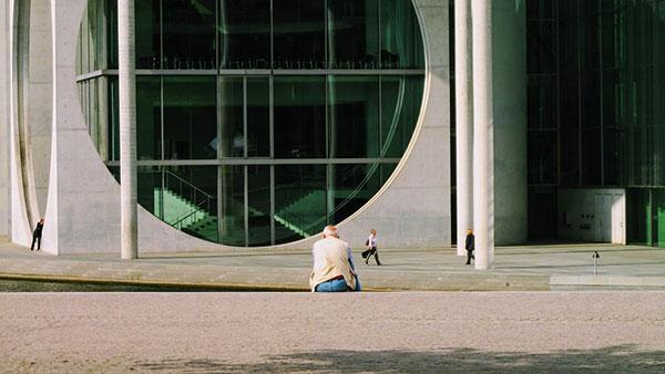 Bundeskanzleramt, Berlin, foto: Neda Radulović-Viswanatha