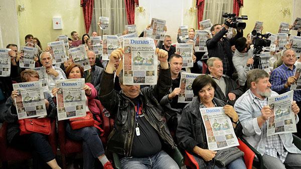Odbrana Coraxa 2018, foto: Novi optimizam