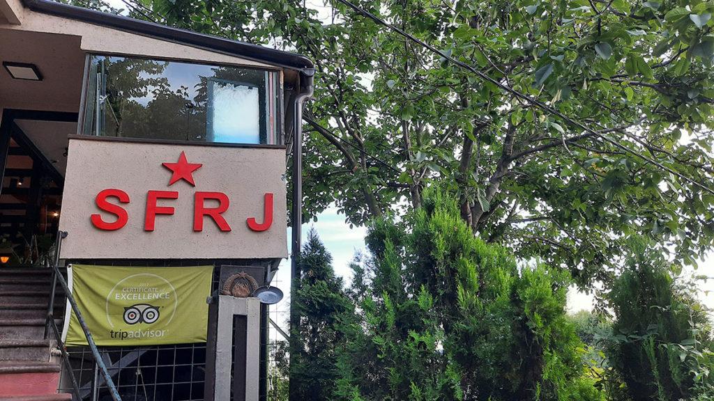 Kafana SFRJ u Beogradu