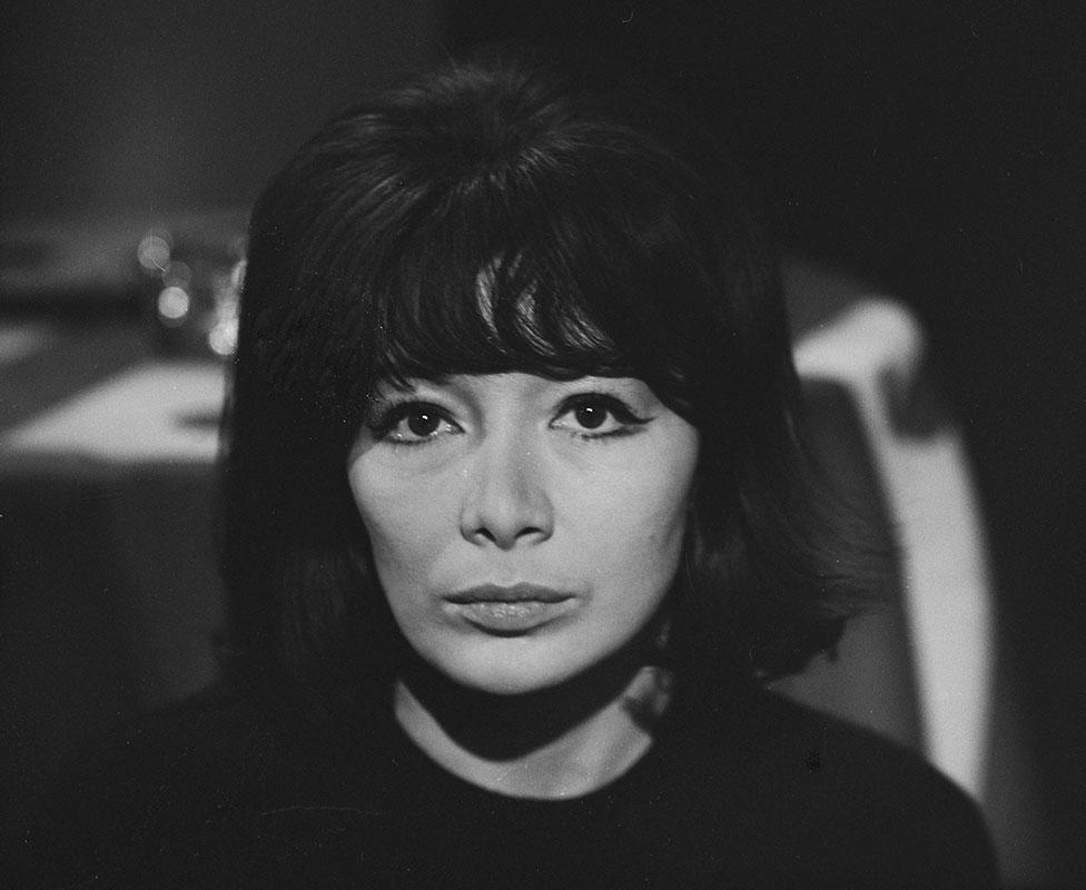 Juliette Greco, 1963.