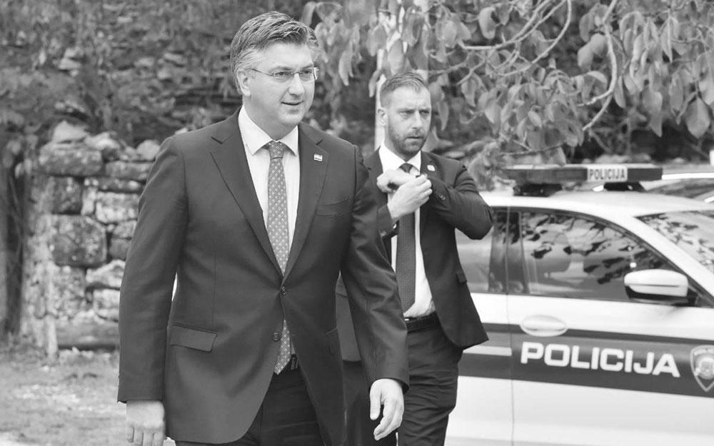 Andrej Plenković u Varivodama