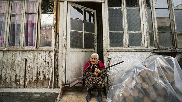 Azerbejdžan, foto: Celestino Arce Lavin/Zuma/Rex/Shutterstock