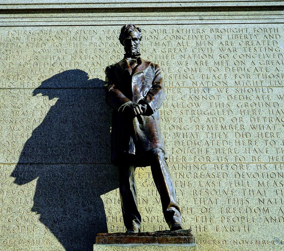 Lincoln u Lincolnu, foto: Neda Radulović-Viswanatha