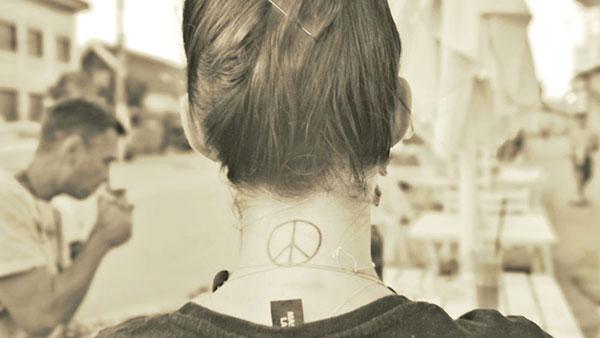 znak peace
