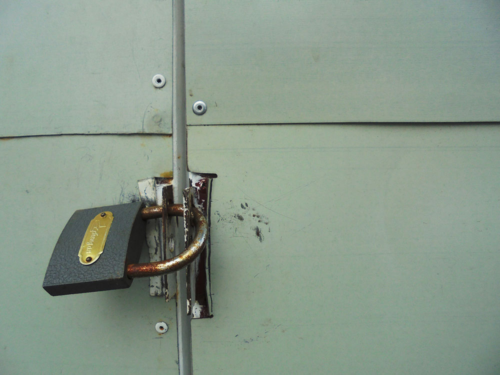katanac na vratima