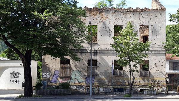 Mostar, foto: Vjera Ruljić