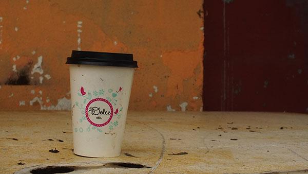 papirna šolja za kafu