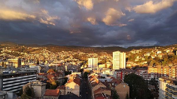 Sarajevo, foto: Ines Tanović Sijerčić