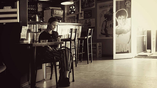 Kafe Cinema u Negotinu, foto: Predrag Trokicić