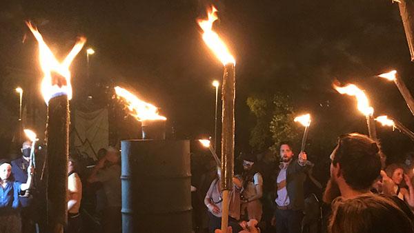 Ljubljana, protesti, foto: Božidar Slapšak