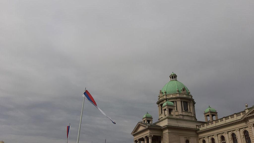 Zgrada Skupštine Srbije