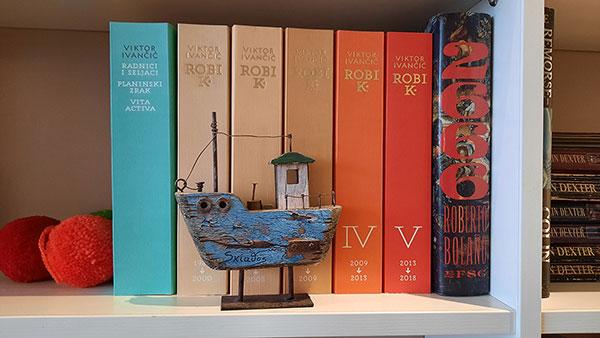 knjige Viktora Ivančića
