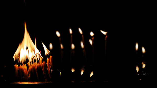 crkvene sveće