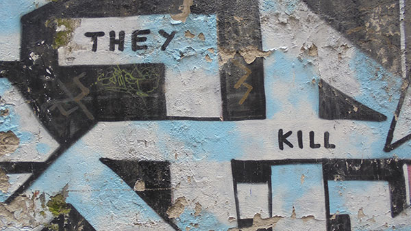 Grafit: They kill