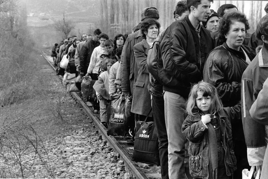 izbeglice na Balkanu