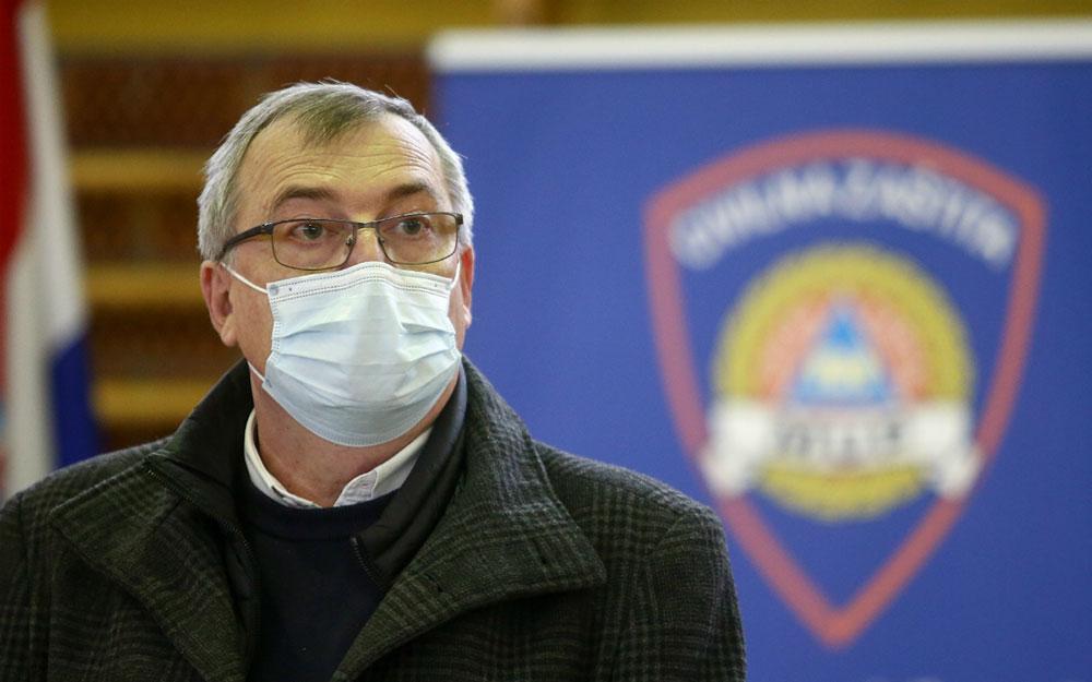 Krunoslav Capak, foto: Matija Habljak/PIXSELL