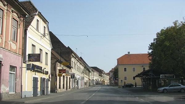 Petrinja 2011, foto: Ex13/Wikimedia Commons