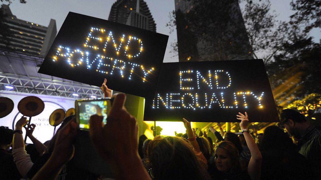 Transparenti: End Poverty, End Inequality