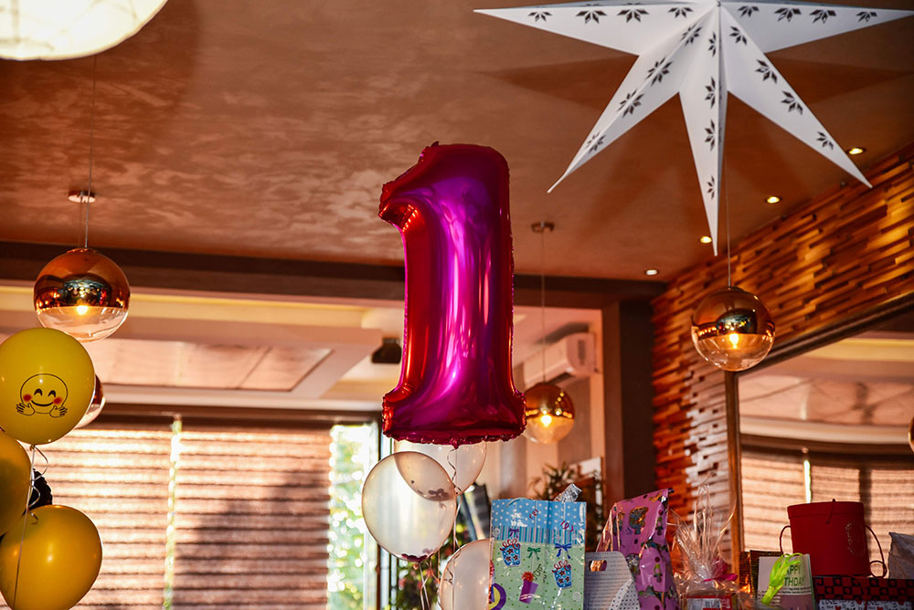 balon u obliku jedinice