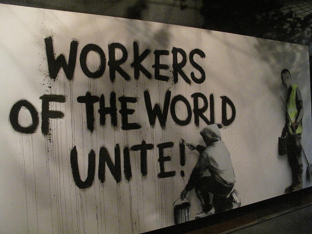 Radnici svih zemalja, ujedinite se!