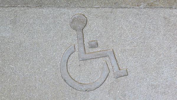 Znak za osobe sa invalititetom
