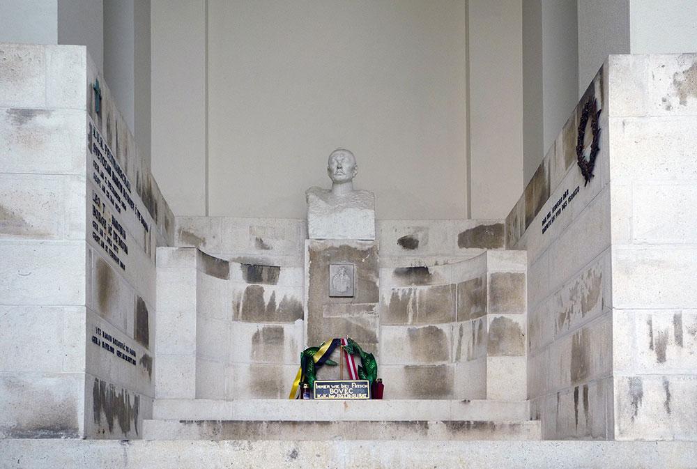 Grobnica Svetozara Borojevića u Beču