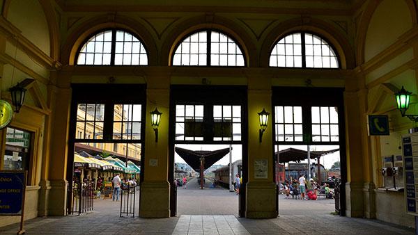 Železnička stanica Beograd, foto: Ivana Tutunović Karić
