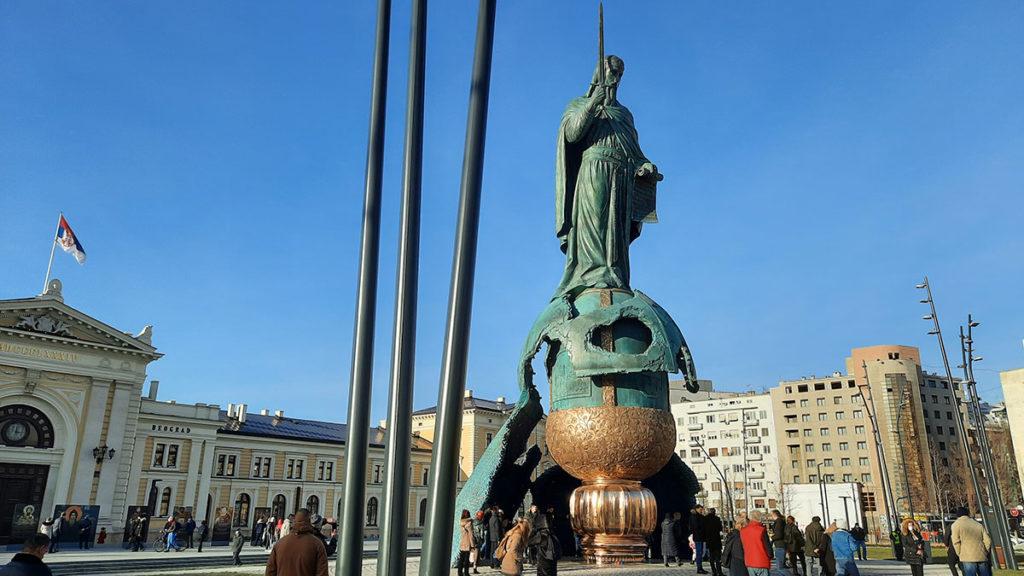 Spomenik Stefanu Nemanji