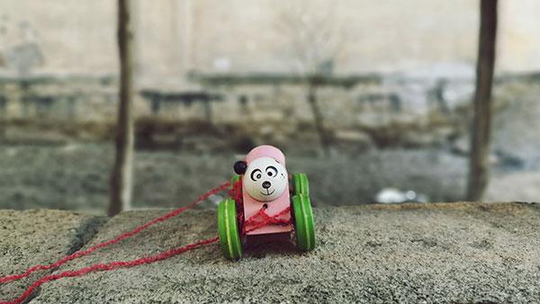 igračka na točkovima