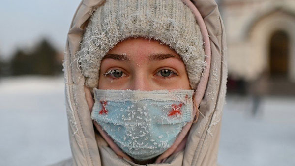 Sa protesta podrške Navaljnom u Sibiru, foto: Reuters