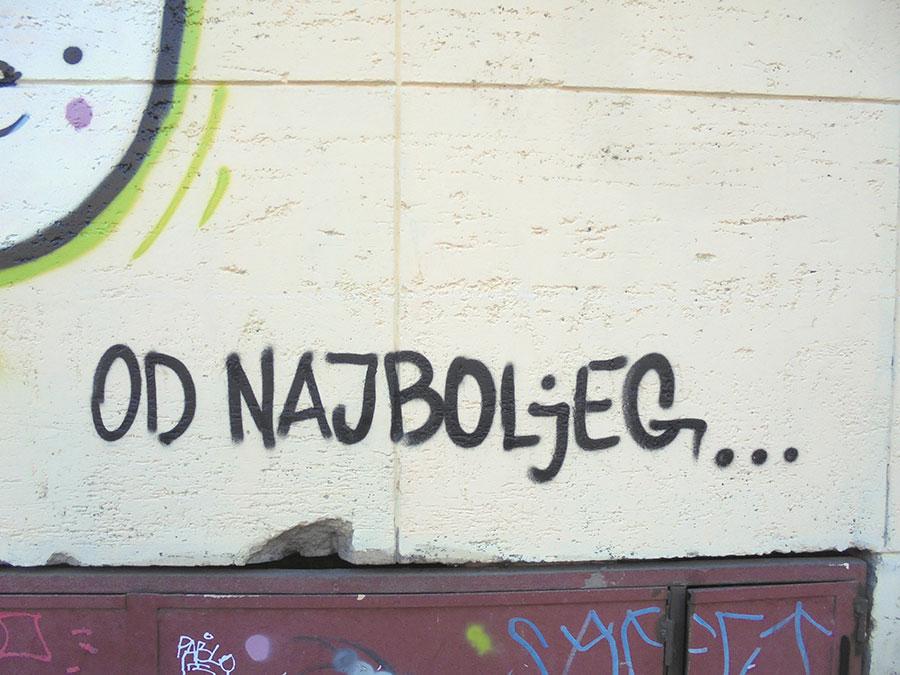 Grafit: Od najboljeg...