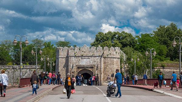 Niška tvrđava, foto: Wedding-Hendrik/Wikimedia Commons
