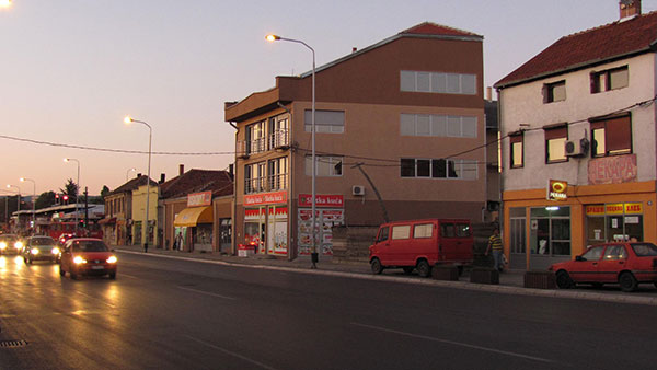 Bulevar 12. februar u Nišu, foto: Tiia Monto/Wikimedia Commons