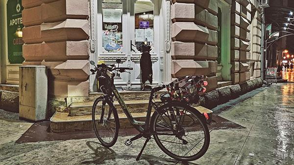 bicikl