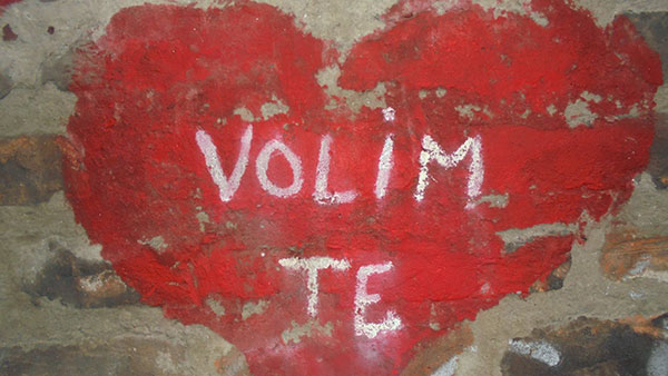 Grafit: Volim te