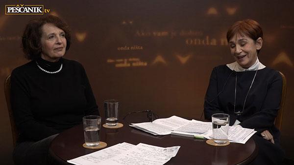 Vesna Rakić Vodinelić i Vida Petrović Škero