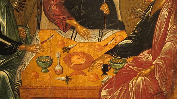 detalj freske