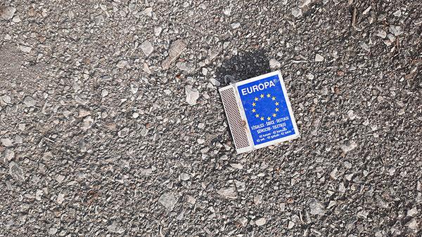 šibice Evropa