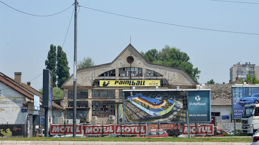 Topovske šupe 2019, foto: Vladimir Opsenica/CPI
