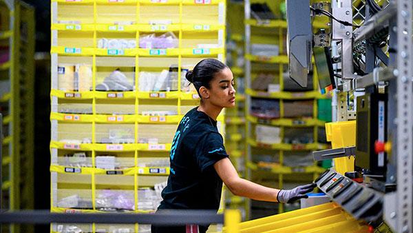 Radnica u Amazonu
