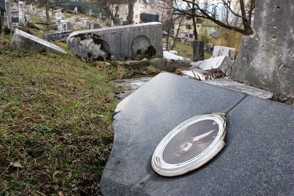 Jevrejsko groblje u Sarajevu, foto: Julian Nyča/Wikimedia Commons