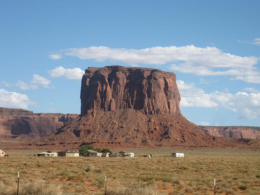 Navaho zemlja u Arizoni, foto: Peščanik