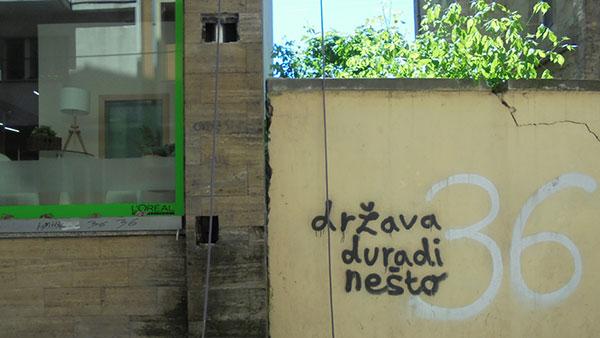 Grafit: Država duradi nešto