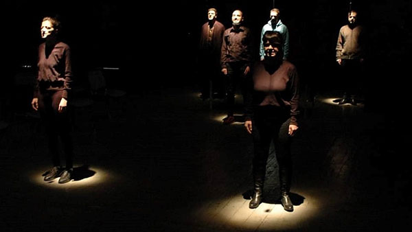 Ako dugo gledaš u ponor, foto: FB strana Regionalnog pozorišta Novi Pazar