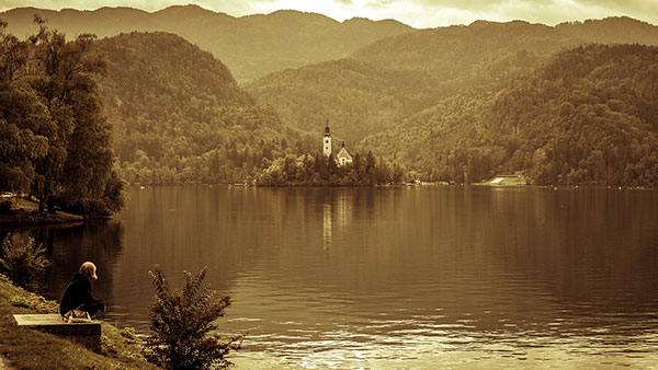 Bled, foto: Milo van Kovacevic/Wikimedia Commons