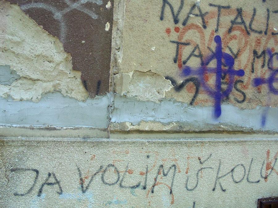 Grafit: Ja volim školu